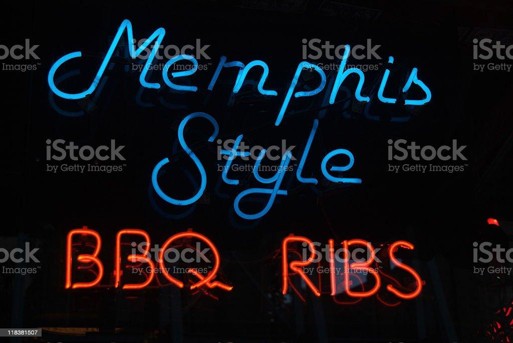 Memphis Tennessee stock photo