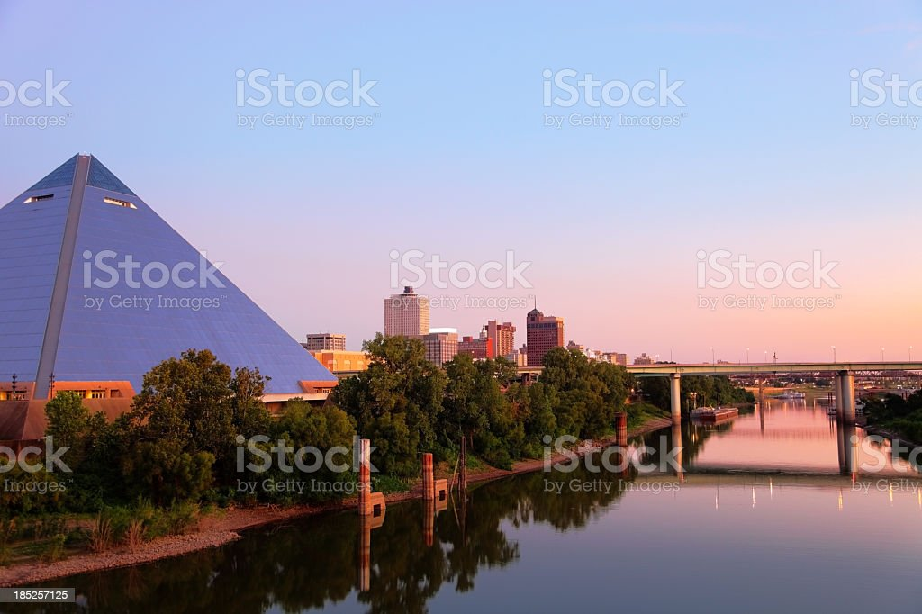 Memphis, Tennessee stock photo