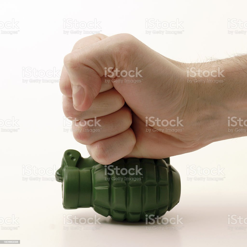 Men against war 02 royalty-free stock photo