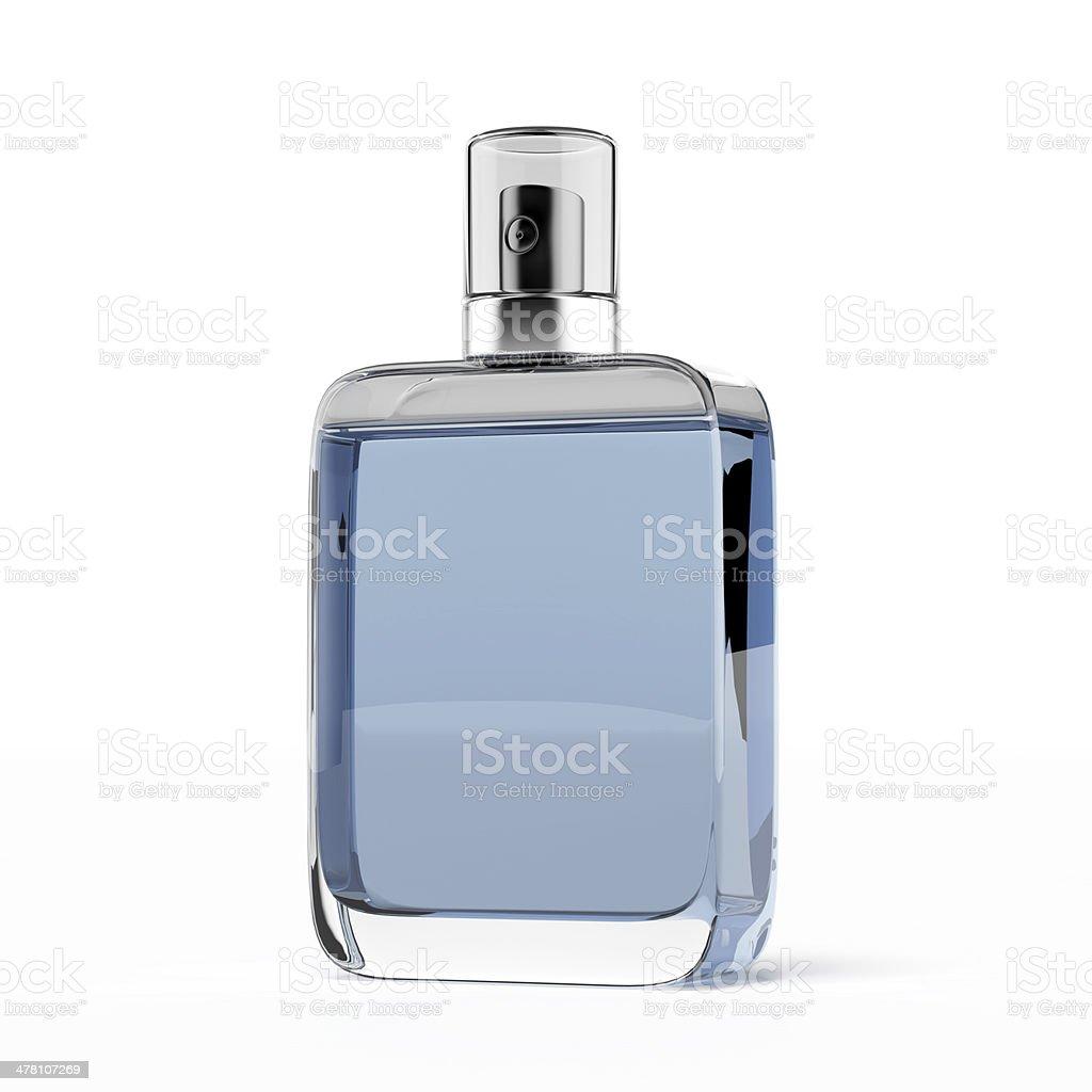 Men perfume stock photo