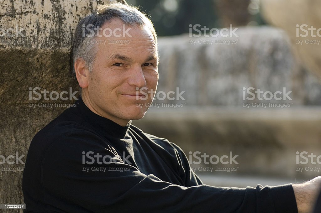 Men portraits royalty-free stock photo