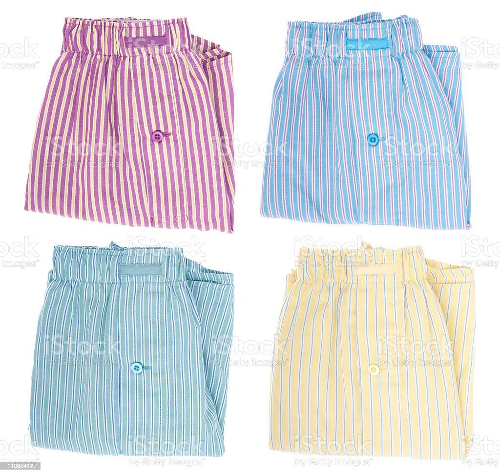 Men underwear stock photo