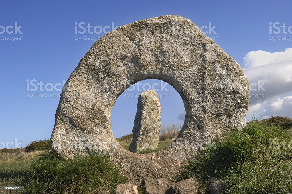 Men-An-Tol royalty-free stock photo