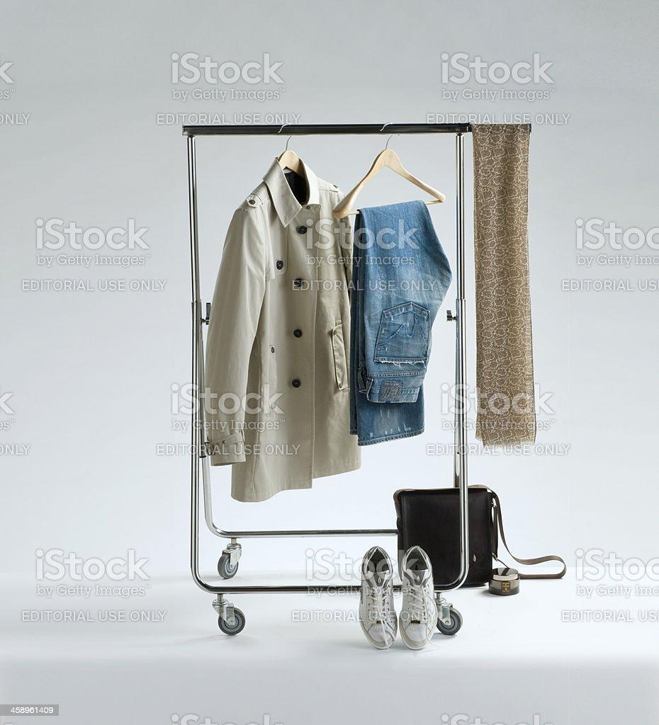 men's fashion stock photo