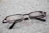 Men's glasses in the thin rim 2