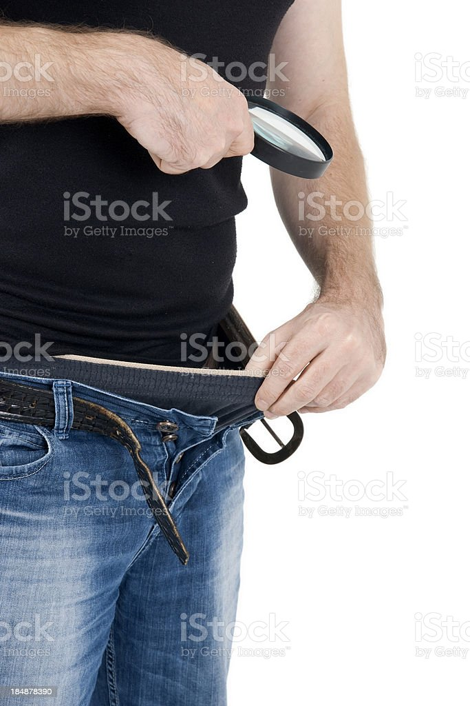 Men's Sexual Health royalty-free stock photo