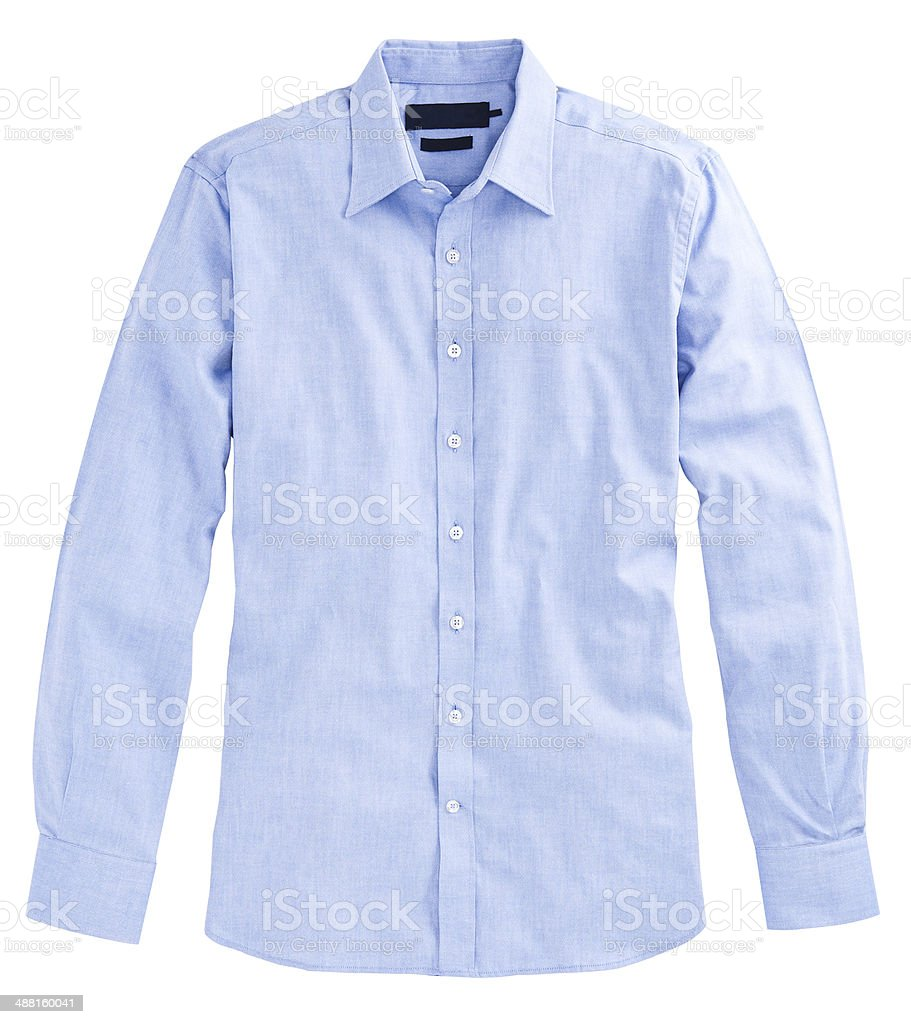 men's shirt stock photo