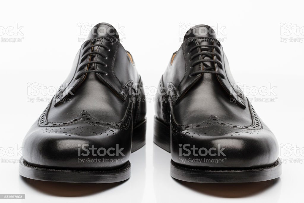 Mens Shoes stock photo