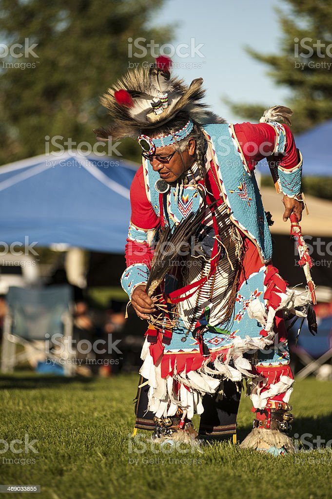 Men's Traditional Dancer 7 royalty-free stock photo