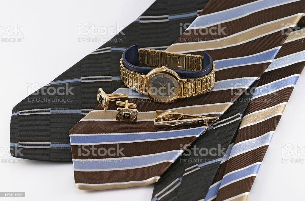 Men's wear stock photo