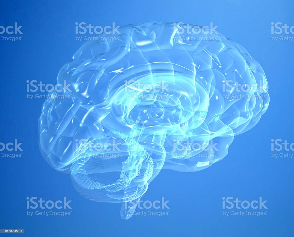 mental clarity royalty-free stock photo