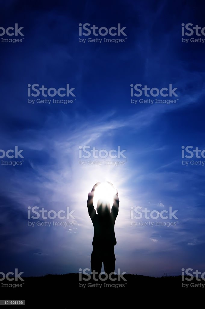 mental freedom royalty-free stock photo