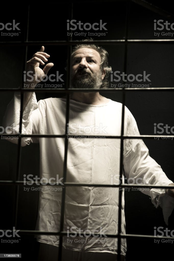 Mental Illness royalty-free stock photo