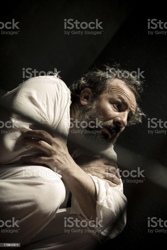 Mental Illness royalty-free stock photo