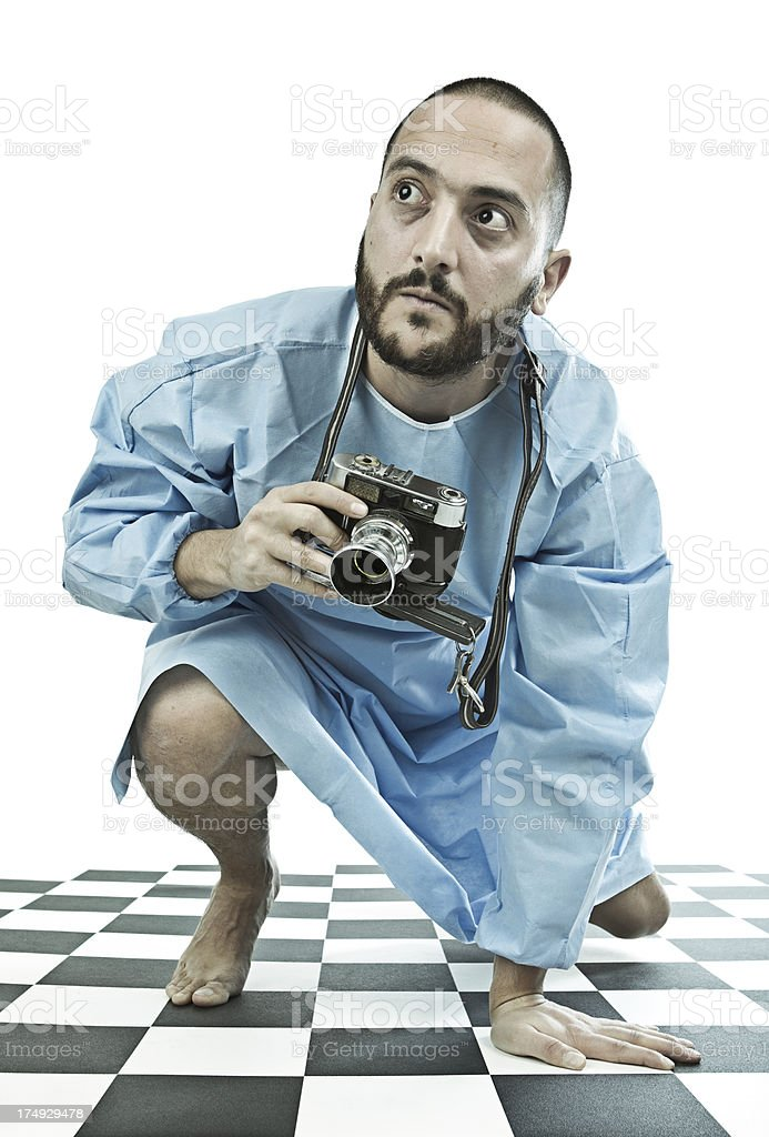 mental photographer royalty-free stock photo