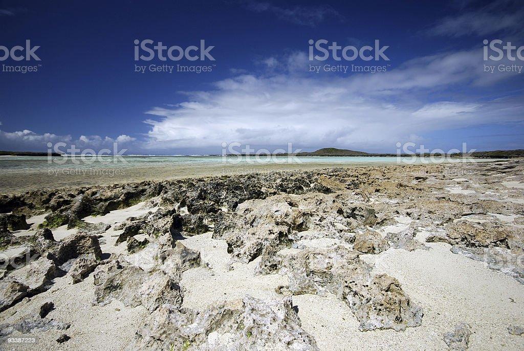 Mer d'Emeraude, Diego Suarez, Madagascar stock photo