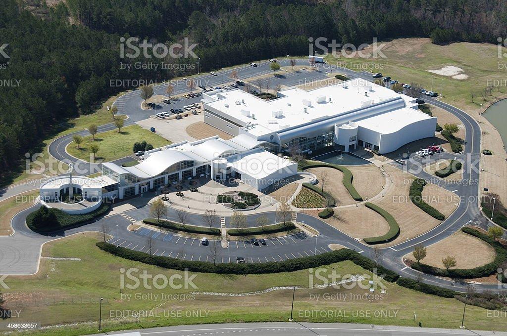 Mercedes Alabama stock photo