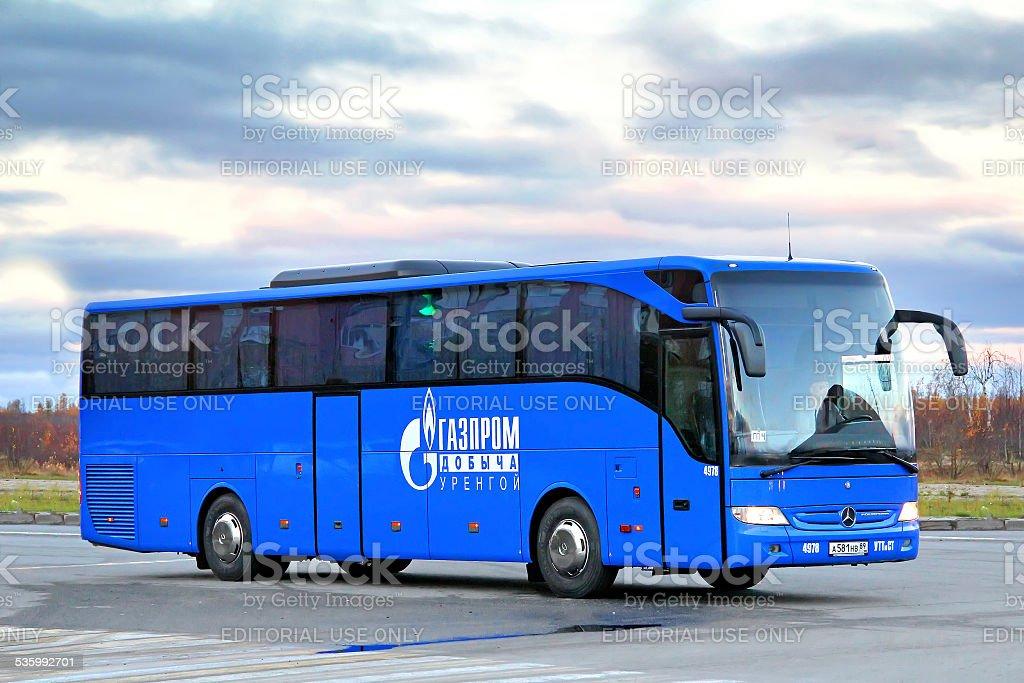 Mercedes-Benz O350RHD Tourismo stock photo