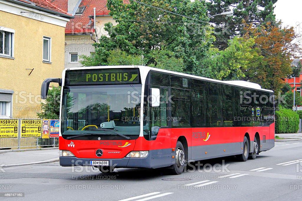 Mercedes-Benz O530 Citaro stock photo