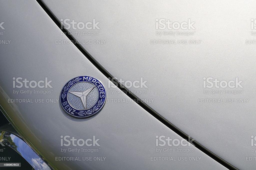 Mercedes-Benz stock photo