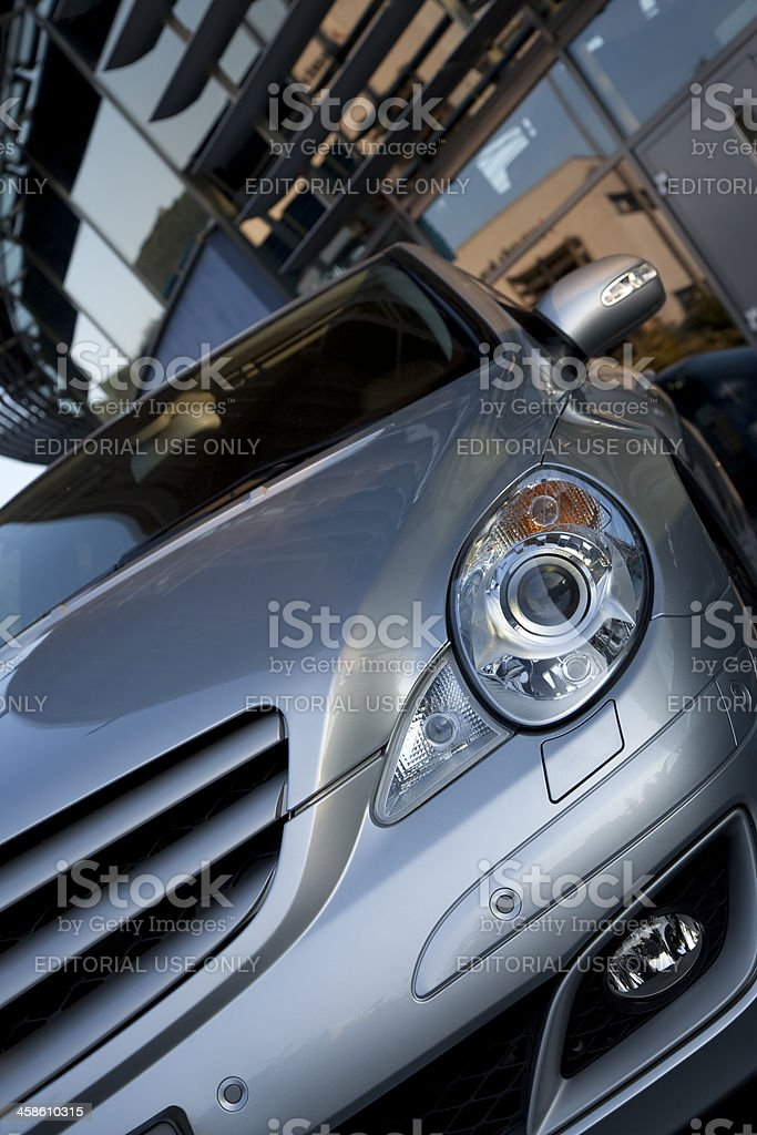 Mercedes-Benz R Class royalty-free stock photo