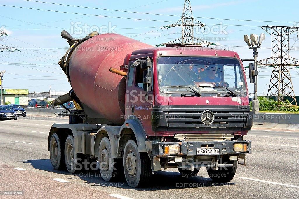 Mercedes-Benz SK stock photo