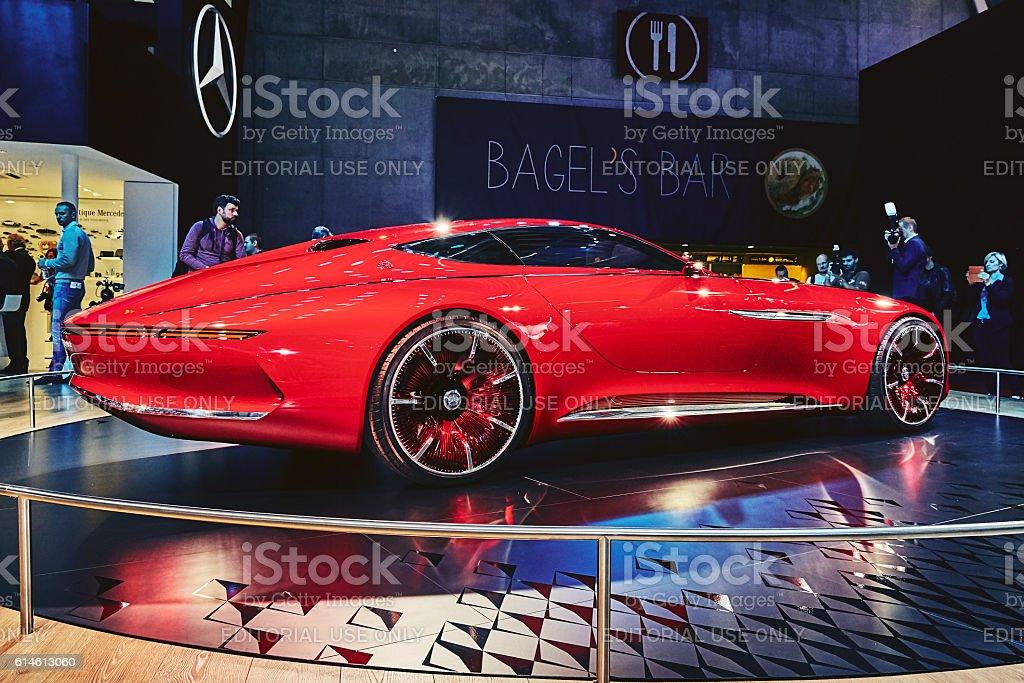 2016 Mercedes-Maybach 6 Concept stock photo