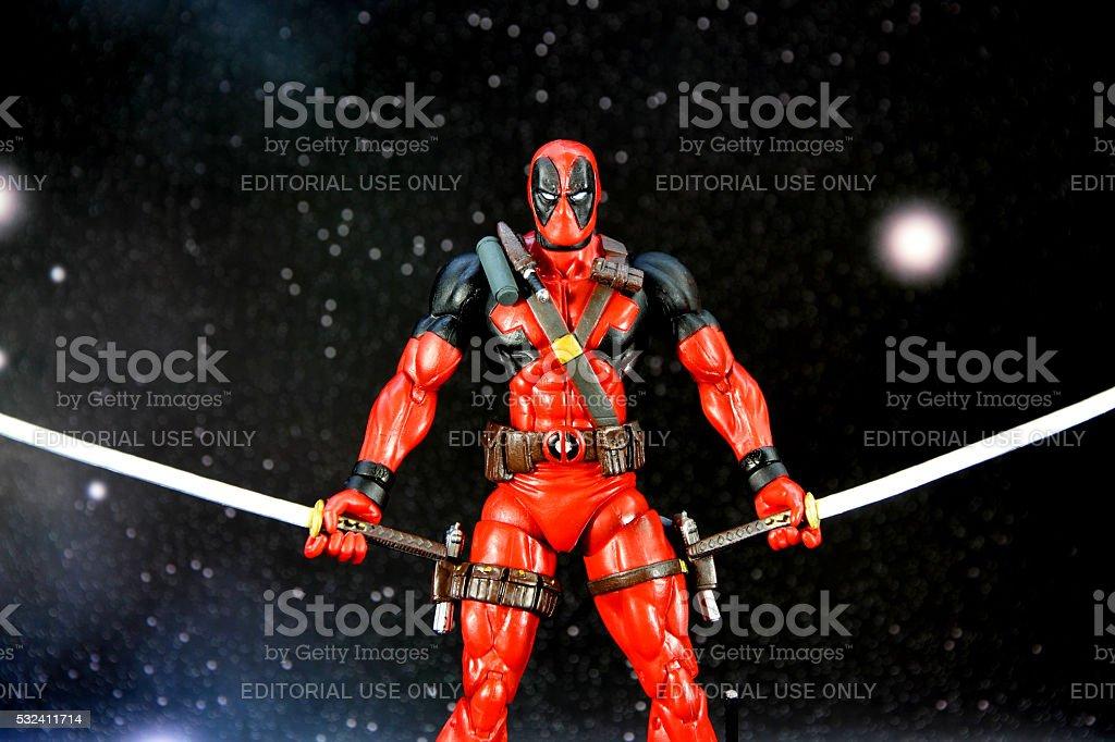 Mercenary Stars stock photo