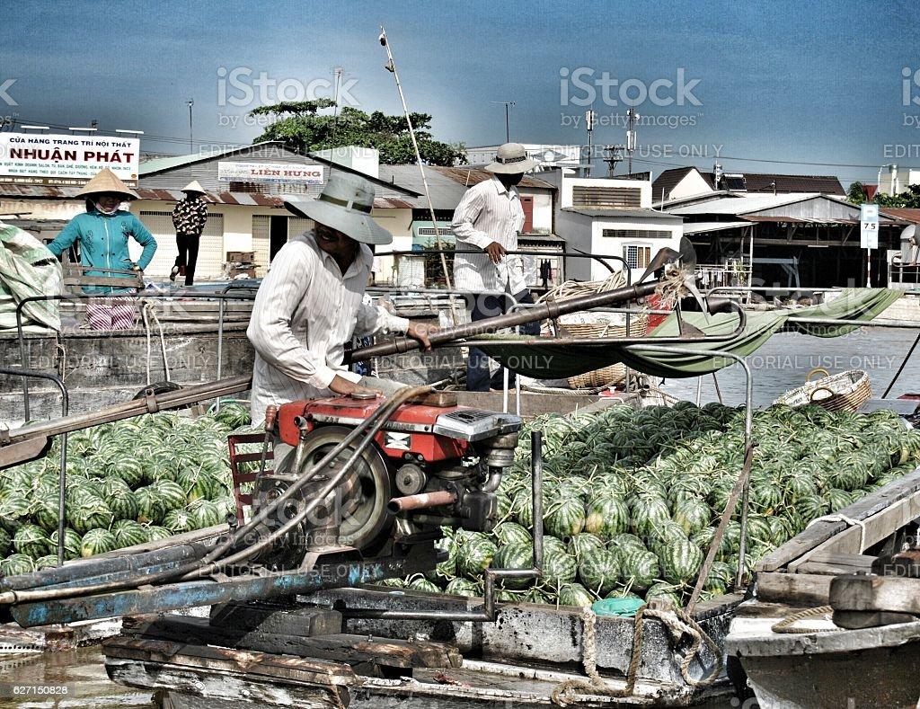 Merchants foto stock royalty-free