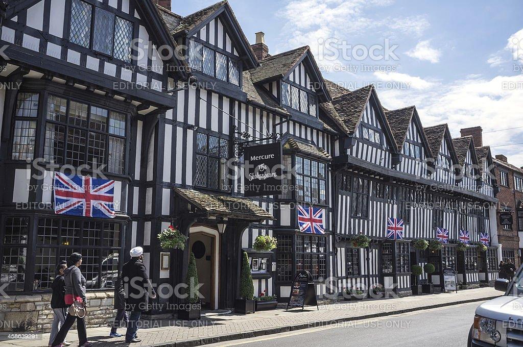 Mercure Shakespeare Hotel stock photo