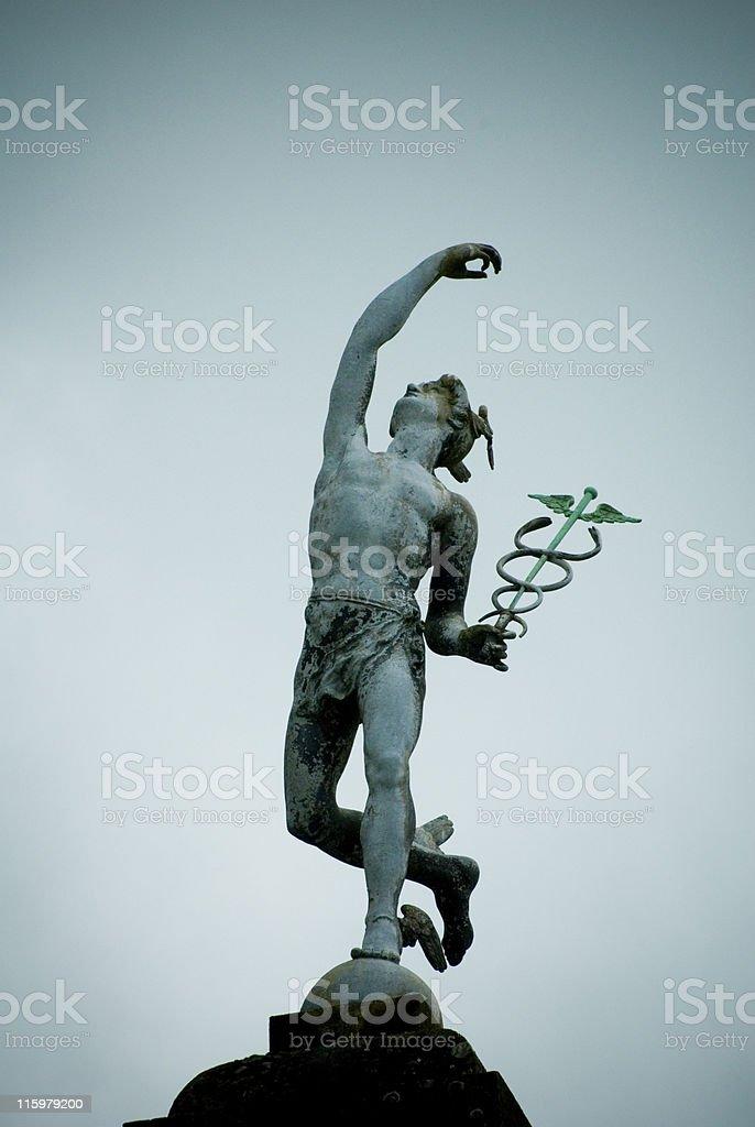 Mercury stock photo