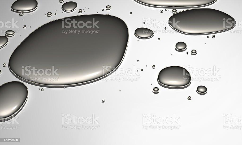 Mercury royalty-free stock photo