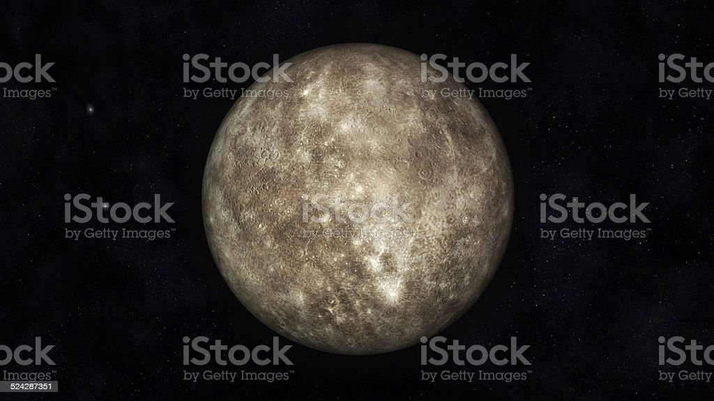 Mercury stock photo