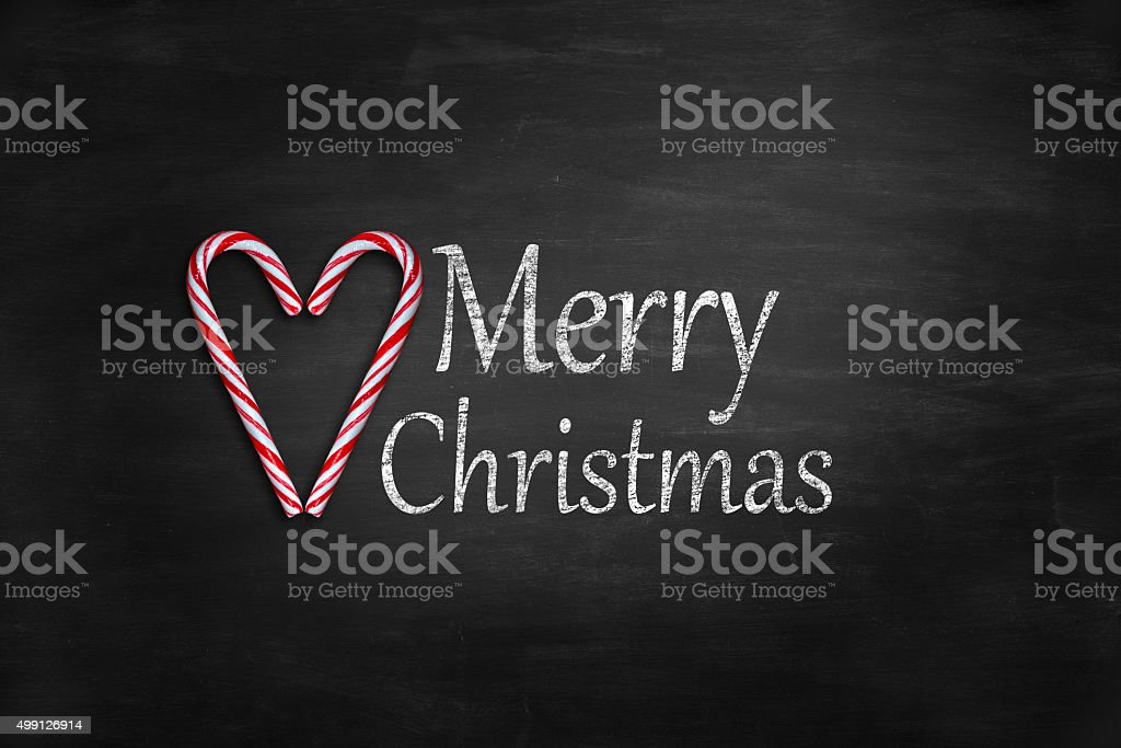 Merry Christams stock photo