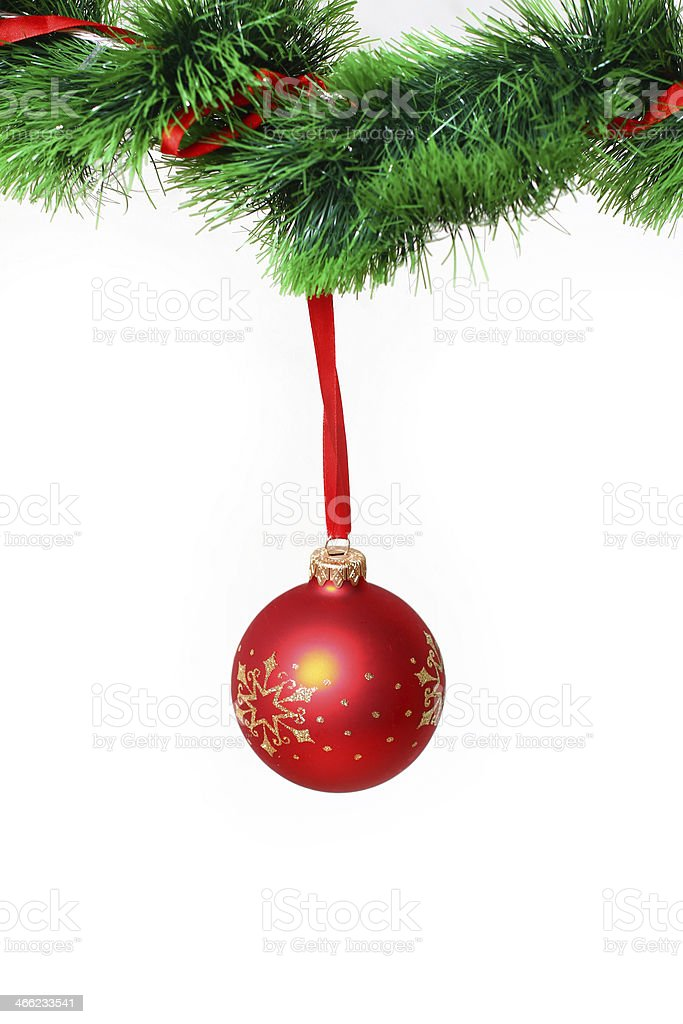 Merry Christmas and Happy New Year royalty-free stock photo