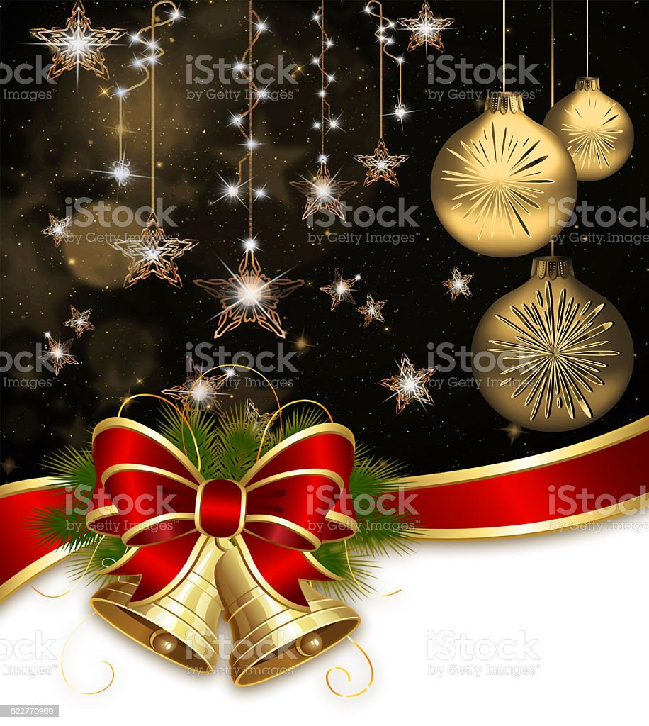 Merry Christmas and Happy New Year ! stock photo
