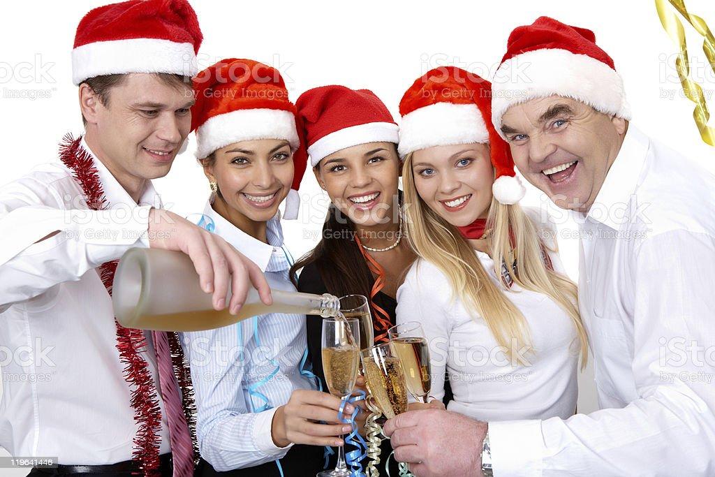 Merry Christmas! royalty-free stock photo
