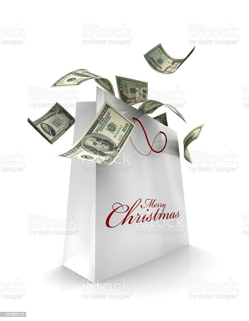 Merry Christmas! (XXL) royalty-free stock photo