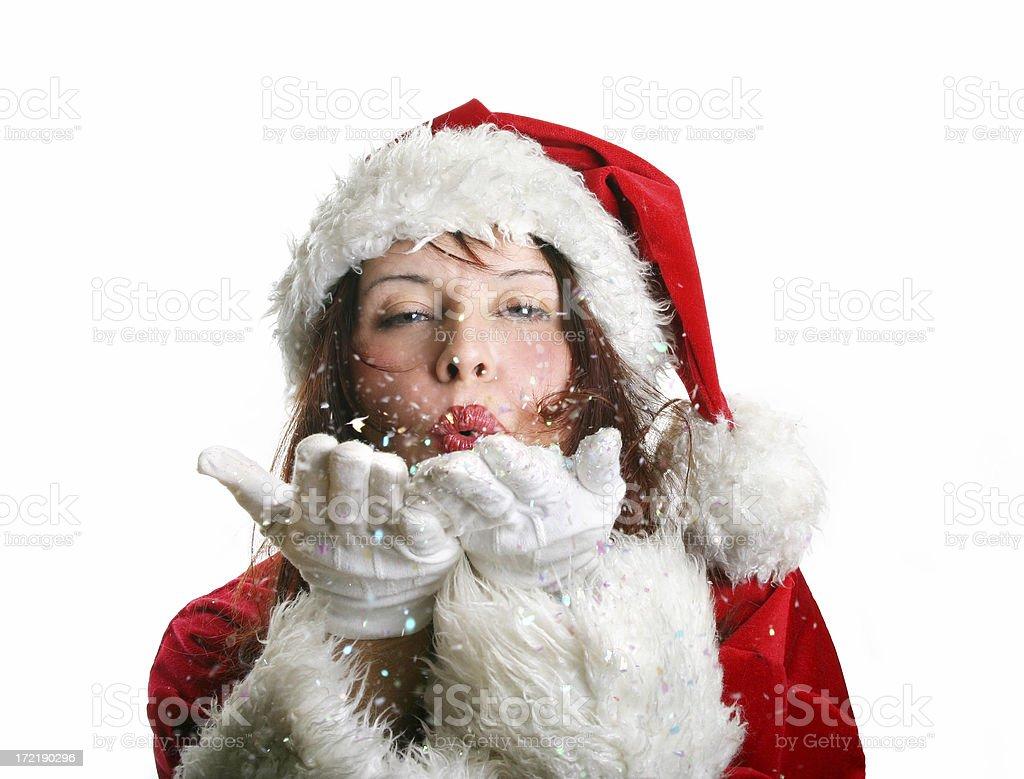 Merry Christmas... royalty-free stock photo
