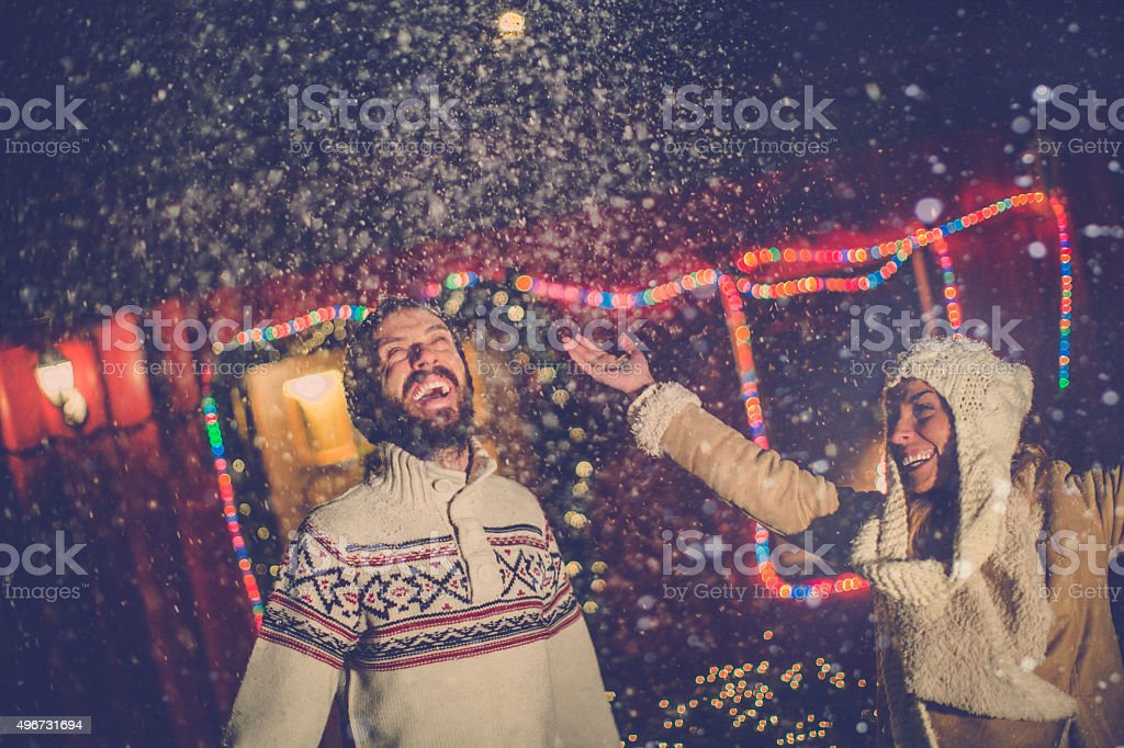 Merry Christmas! stock photo