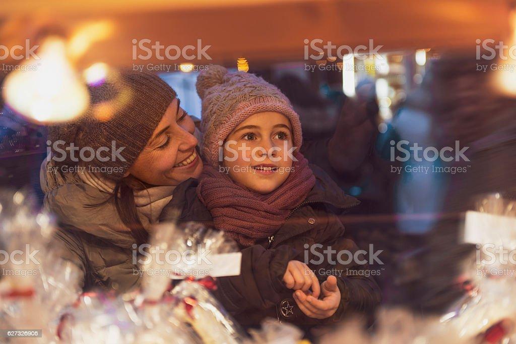 Merry Christmas- retro look stock photo