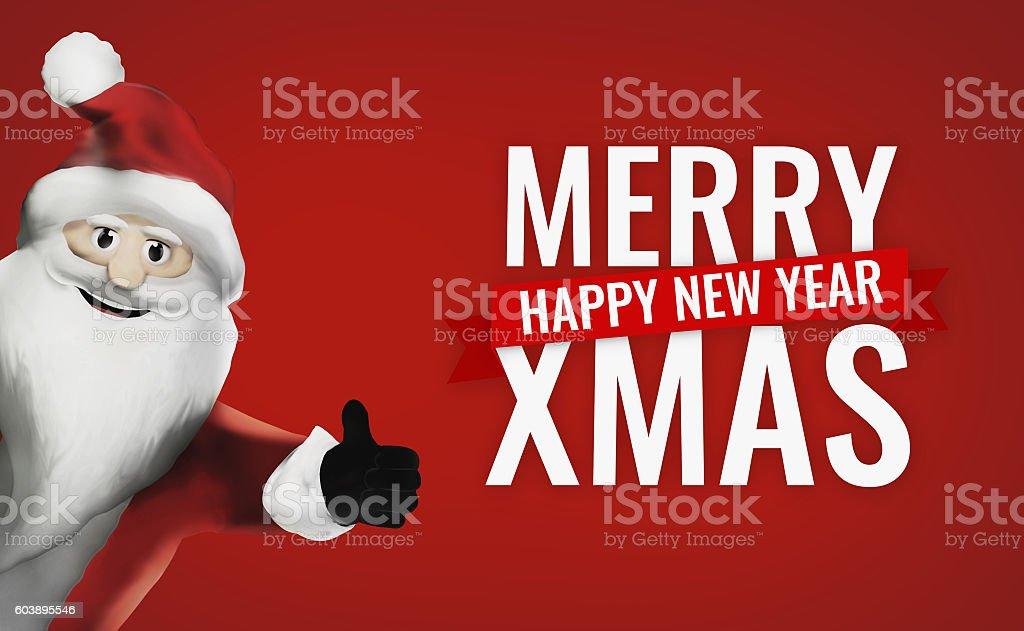 merry christmas, winter christmas, festive christmas design image stock photo