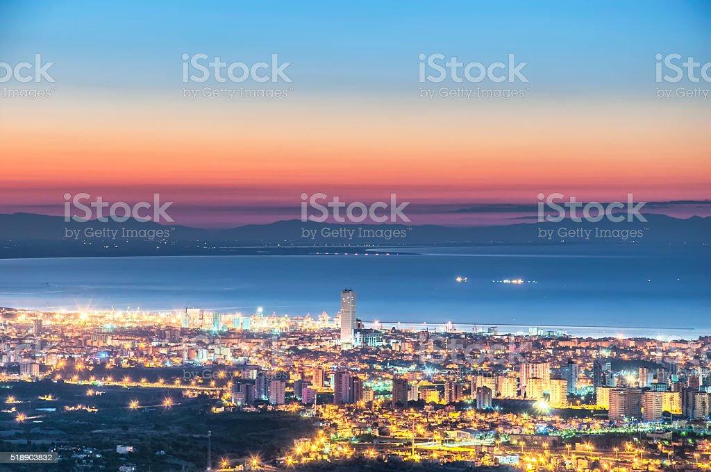 Mersin stock photo