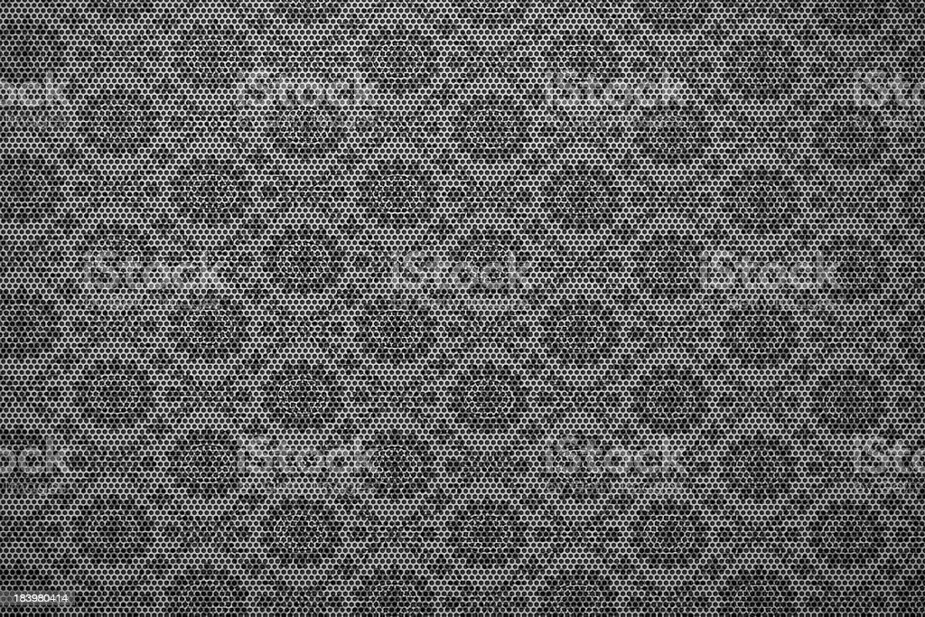 Mesh Floral Pattern stock photo