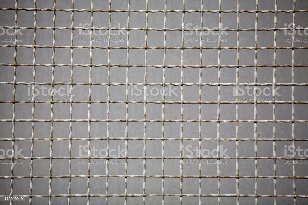 Mesh wire royalty-free stock photo