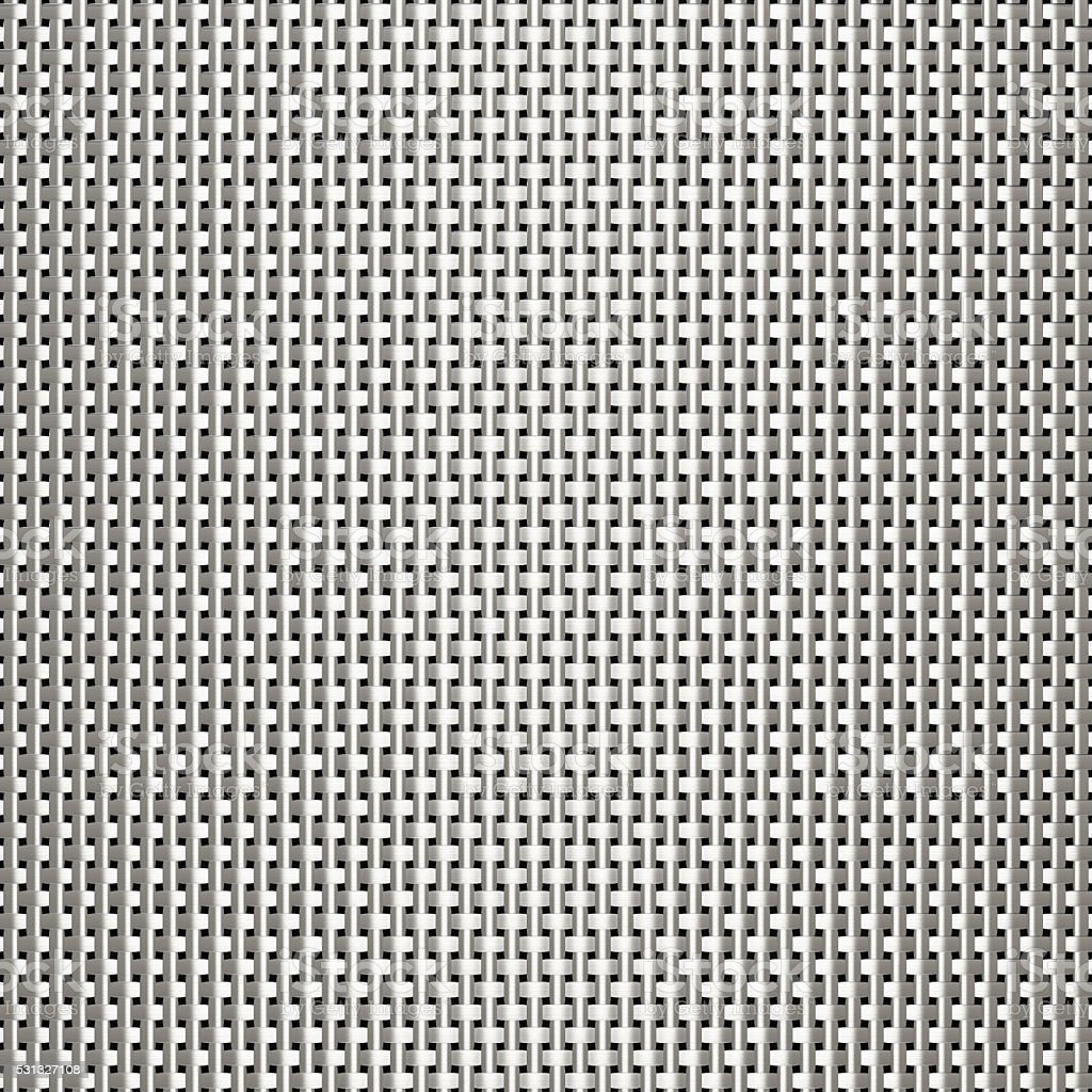 Meshed Metal Texture Background stock photo