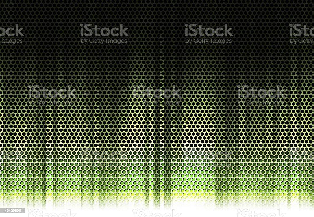 Meshy Green stock photo