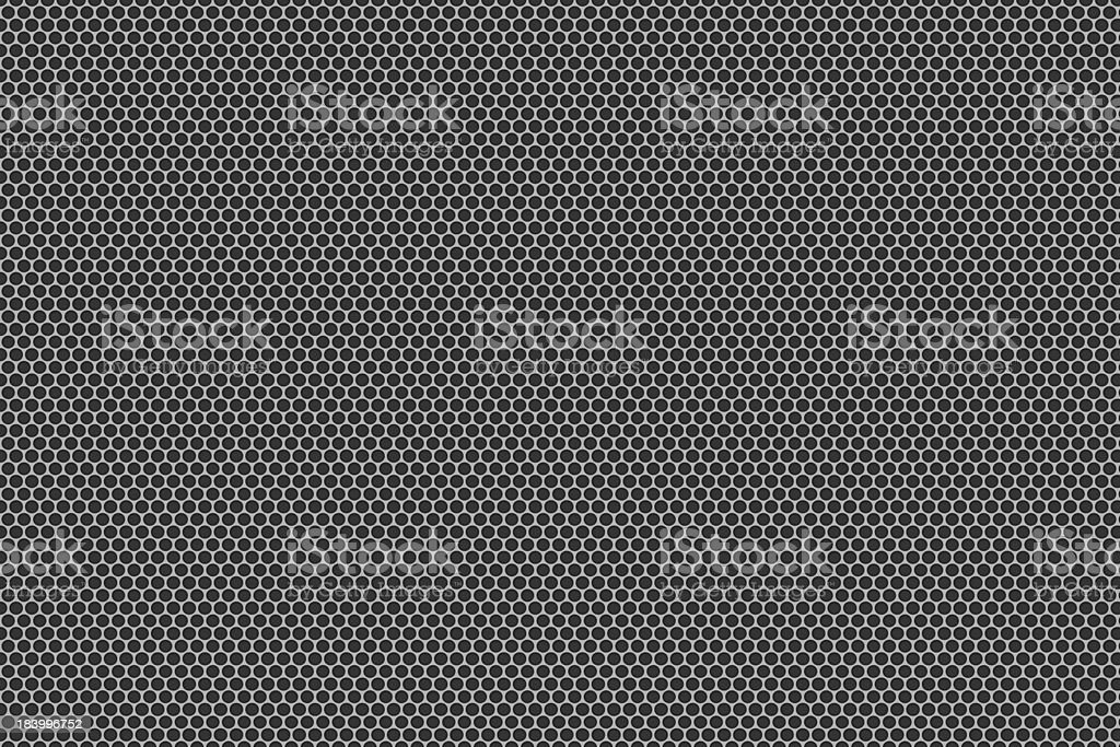 Meshy Metal Background stock photo