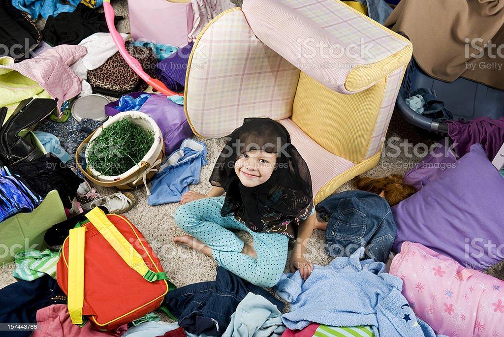 Mess Lizenzfreies stock-foto