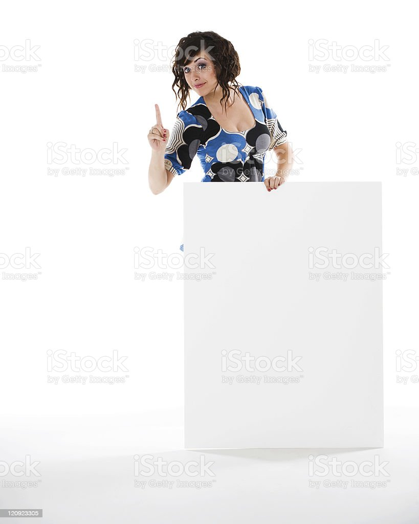 Message from me royalty-free stock photo